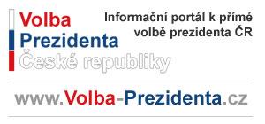 Přímá volba prezidenta republiky - Informační portál